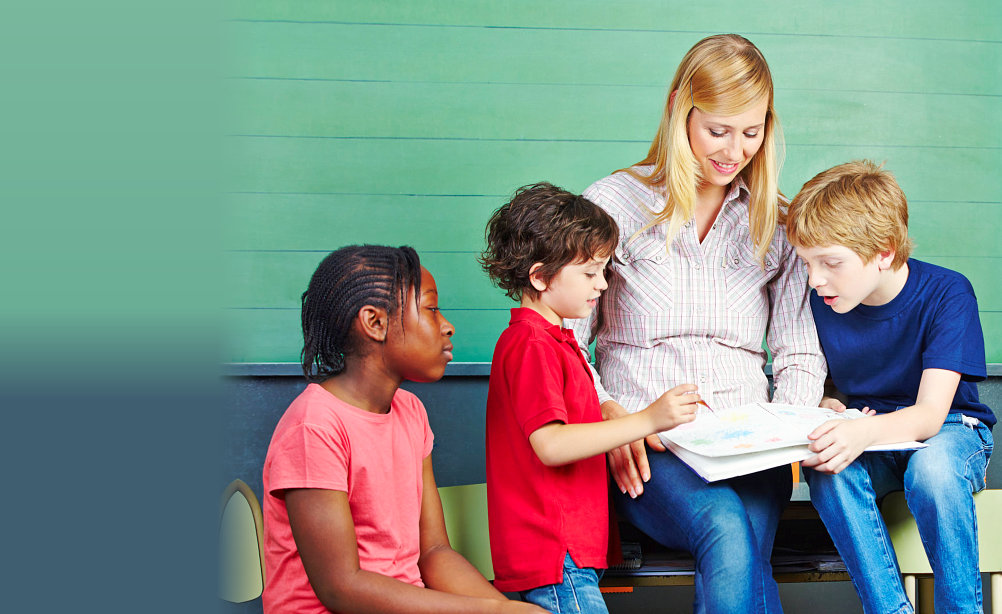 Students and teacher learning